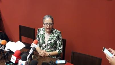 """Congreso """"sacudirá"""" a organismos ciudadanos; gobierno se extendió hacia estos: Graciela Domínguez"""