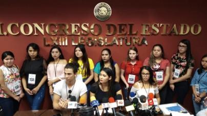 """¿A quién le llega mi beca?"" | Denuncian estudiantes que no les llegan apoyos Benito Juárez"