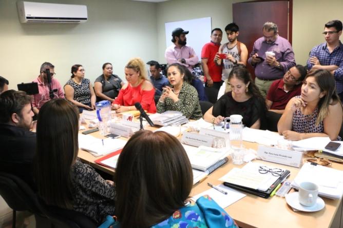 Comisión de Fiscalización rechaza cuentas públicas de Quirino Ordaz