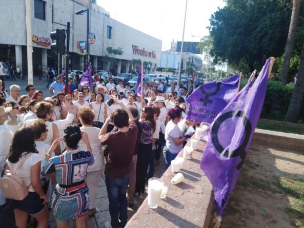 Feminismo Sinaloa   Magaly Reyes: Homenaje a la incansable que descansa en paz