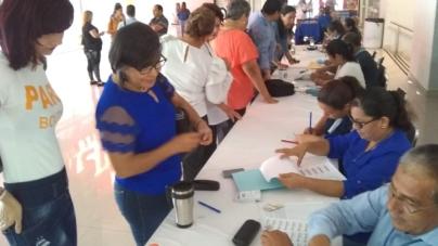Sin contratiempos arranca elección para renovar dirigencia estatal del PAN en Sinaloa