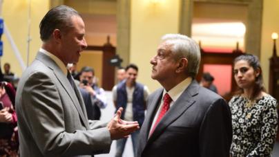 Efecto ESPEJO | Quirino Ordaz y AMLO: buena relación pero el dinero no llega