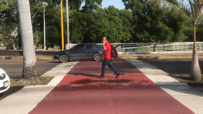 'Falta humanidad en la vía publica' | Culichis deben respetar y acostumbrarse a los cruces peatonales: Mapasin