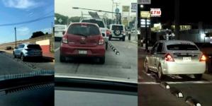Culichis estrenan ciclovías… en sus autos