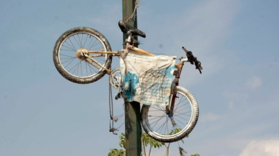 Sinaloa bicicletero | Bicicletas blancas: el recordatorio de la tragedia