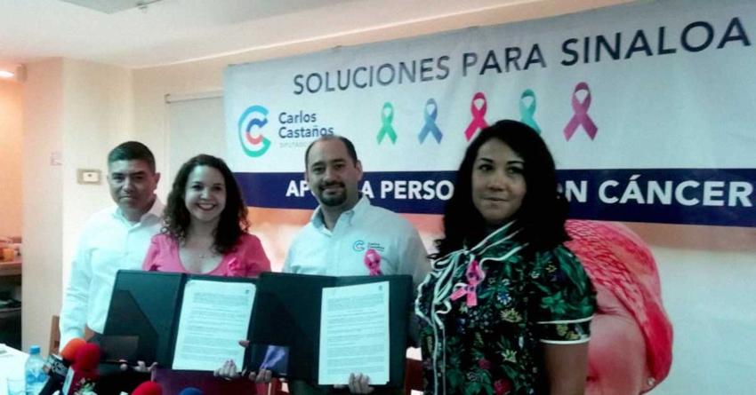 Fundación COI ofrece a sinaloenses tratamientos gratuitos contra 5 tipos de cáncer