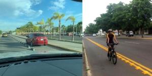 Hasta casi 700 pesos por invadir ciclovías; van 25 sancionados: SSPyTM