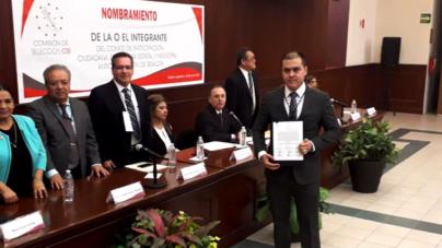 No fue mujer | Fernando Ruiz Rangel es el nuevo integrante del CPC del Sistema Anticorrupción