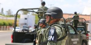 Apenas el 5% de los elementos de la Guardia Nacional están aprobados en controles de confianza