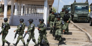 Guardia Nacional realiza su primer operativo en Culiacán