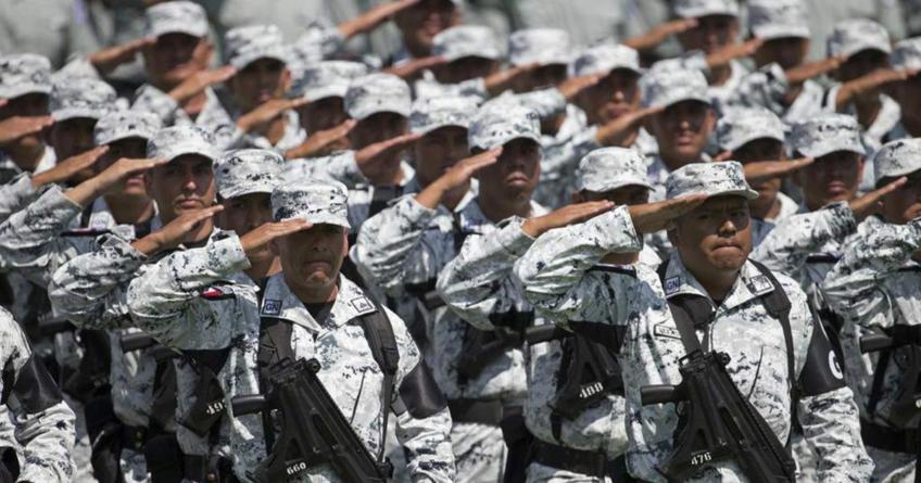 Cambiarán en Sinaloa uniforme de Policía Militar por el de la Guardia Nacional