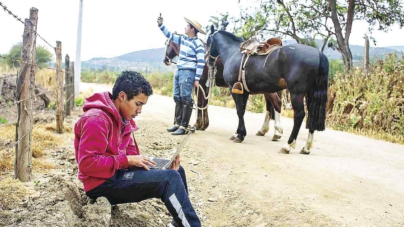 Comunidades digitales | Lleva Gobierno internet a comunidades serranas de Sinaloa