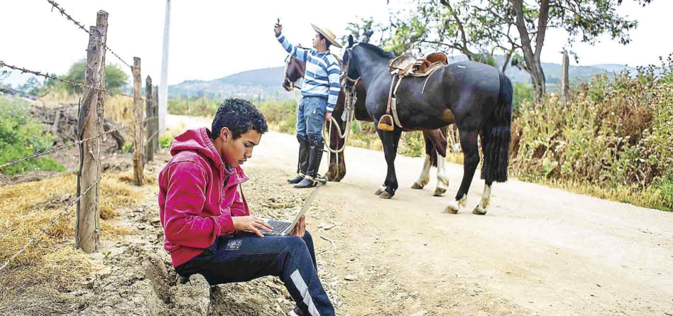 Comunidades digitales   Lleva Gobierno internet a comunidades serranas de Sinaloa