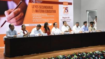 La nuevas leyes secundarias y los supervisores escolares | El análisis de Ángel Leyva Murguía