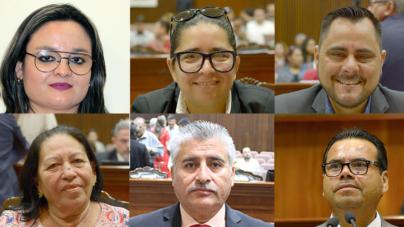Juntos hacen historia | Los de la 4T que votan con el PRI