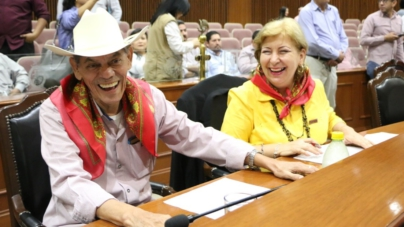 Tras operación, diputado Ocadio García se reintegra al Congreso de Sinaloa