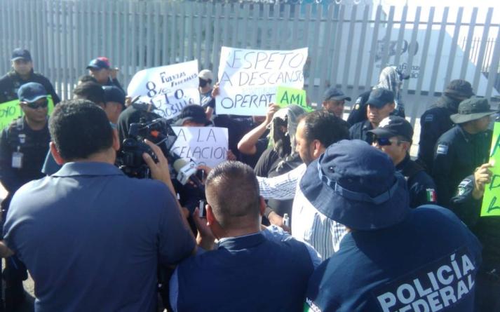 Efecto ESPEJO | Los policías, víctimas colaterales de la Guardia Nacional