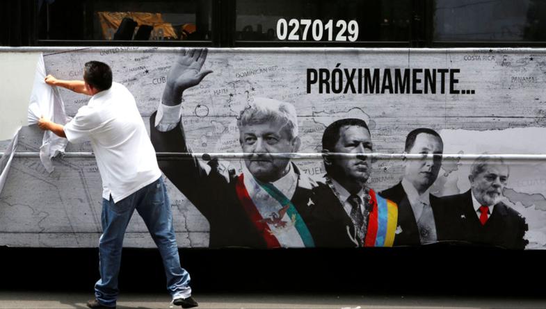 Tribunal Electoral multa a creadores de la serie 'Populismo en América Latina'