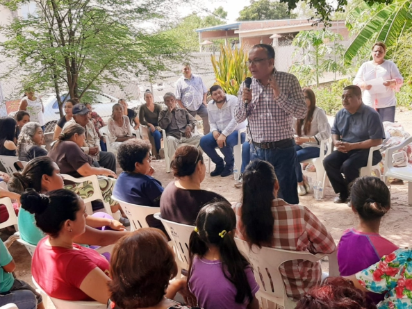 """""""El PRI es el partido que siempre ha estado y estará del lado de la gente"""", Sergio Jacobo Gutierrez"""