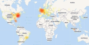 Usuarios reportan fallas de Facebook, Whatsapp e Instagram a nivel mundial