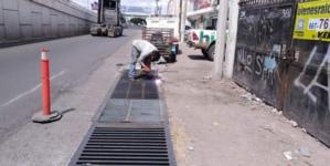 Con limpieza en drenes y alcantarillas Ayuntamiento se prepara para temporada de lluvias