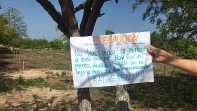 DENUNCIA | Mascotas están siendo envenenadas en parque Pradera Dorada