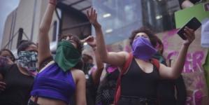 Y después de la protesta, se abre diálogo con feministas… estas son sus peticiones