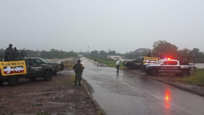 ¿Qué hacer ante las lluvias en Culiácán? | Detecta albergues, cruces peligrosos y sigue éstas recomendaciones