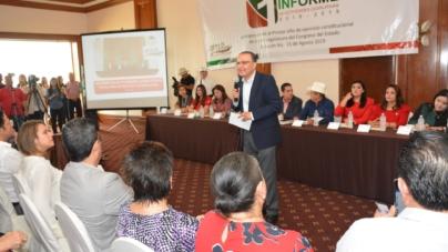 Efecto ESPEJO | Levantarse del colapso, única prioridad del PRI en Sinaloa