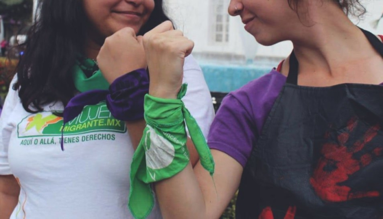 Activas, alteradas o en bicicleta | 5 colectivos feministas en Culiacán ¿Los conoces?