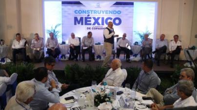 Efecto ESPEJO | Coparmex intenta calmar la incertidumbre de la IP