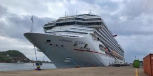 Con 73 cruceros, más de 289 mil turistas han visitado a Mazatlán este 2019