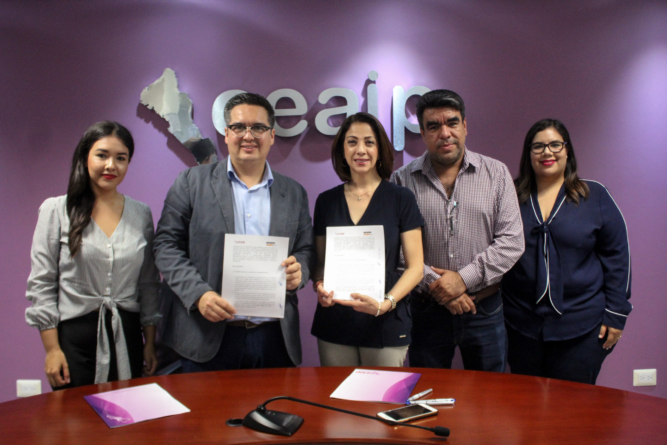 Derecho a Saber   Ceaip e Iniciativa Sinaloa firman convenio en materia de Transparencia