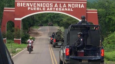 Mantienen instituciones de seguridad operativo en la zona sur del estado
