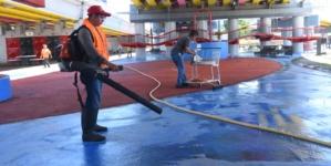 Parque Acuático listo para recibir visitantes