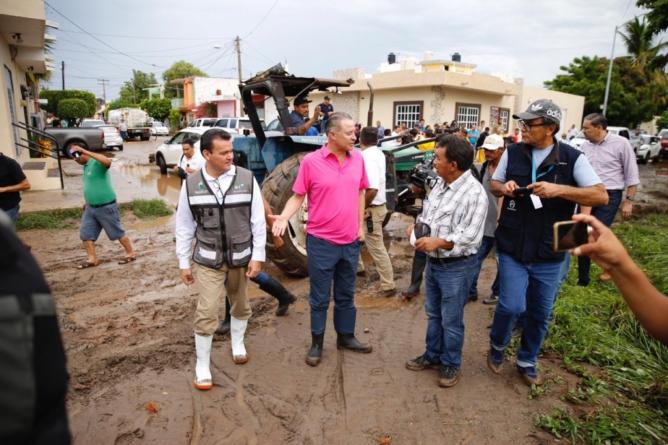 Sinaloa a salvo: Protección Civil aprendió de los errores de 2018   Tema de la semana