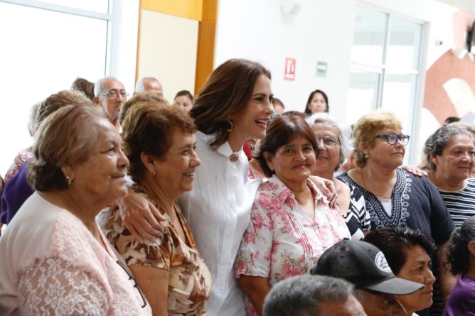 """Inicia DIF Sinaloa jornada de actividades por el """"Mes del Adulto Mayor"""""""
