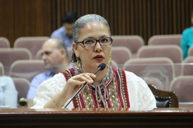 Arriman lumbre a Chuy Valdés   Si no comprueba 63 mdp se convierte en desfalco: Graciela Domínguez