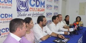Instalan Comisión de Transición para concretar cambio de dirigente en el PAN
