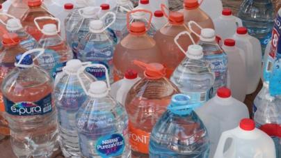 Aquatón 2019 | Buscan reunir 40 mil litros de agua como prevención ante inundaciones
