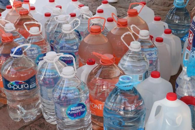 Aquatón 2019   Buscan reunir 40 mil litros de agua como prevención ante inundaciones