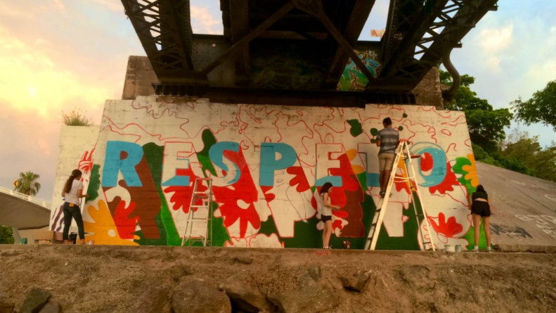 Instituto Municipal de la Juventud llenará de murales a Culiacán