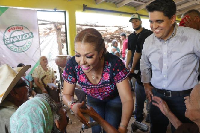 Arranca gobierno con primera jornada de Apoyo 'Puro Sinaloa' para pueblos indígenas