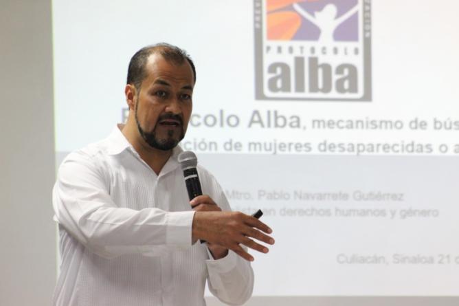 Invitan al Congreso de Sinaloa a legislar en Protocolo Alba