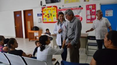 """""""Al momento «Ivo» no ha generado contingencia sanitaria en Sinaloa"""": SSA"""