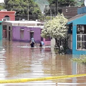 Lluvia severa e inundación | Emiten declaratoria de emergencia para 5 municipios sinaloenses