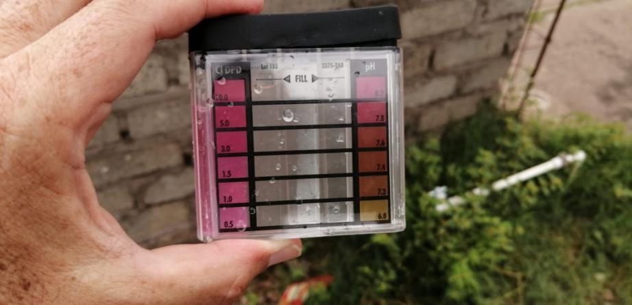 En Los Mochis, llama Coepriss a no tomar agua de la llave por baja cloración