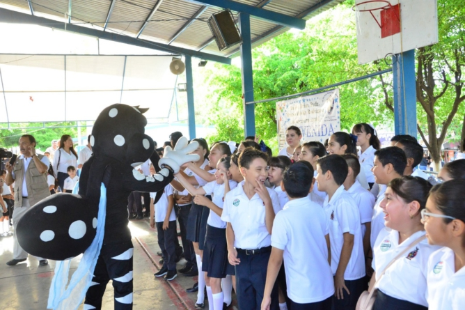 Inicia la 2da. Jornada Nacional de Lucha contra el Dengue, Zika y Chikungunya