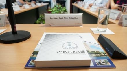 Entrega Fiscal de Sinaloa Segundo Informe al Poder Legislativo