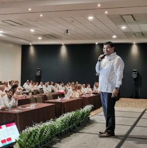 Desarrollo económico | Mantiene Sinaloa la confianza de los inversores: Lizárraga Mercado
